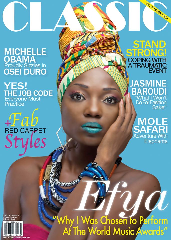 African Fashion Magazines Nigeria