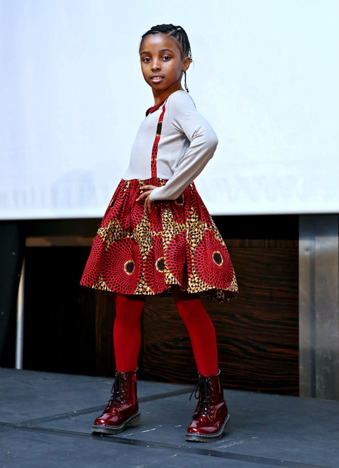 Street Style Of The Day Children In Ankara African Prints