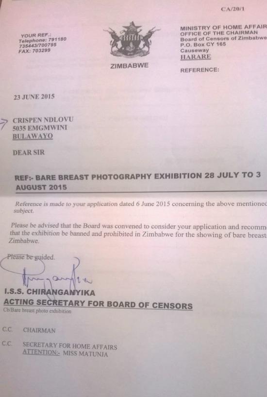 Zimbabwean Government Bans Photographers Swaziland Style