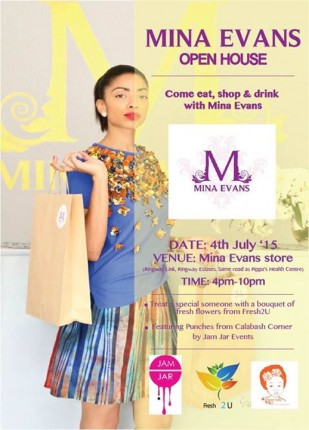 Mina Evans Open House @ Mina Evans Store | Accra | Greater Accra | Ghana