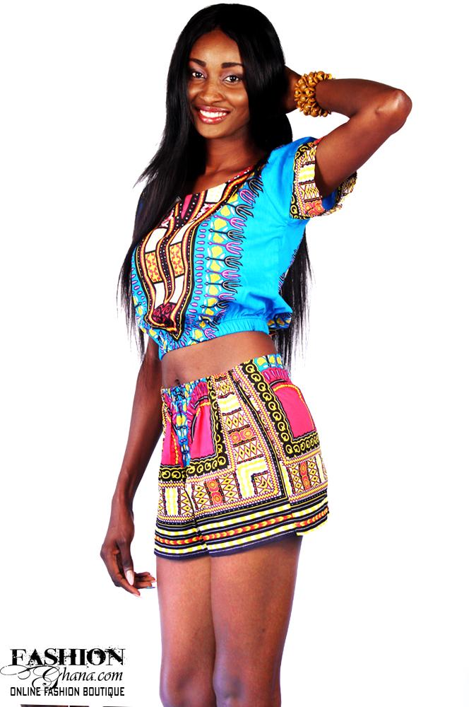 Ghana Fashion Dresses For Ladies