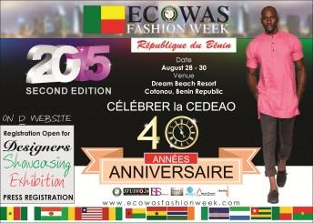 Benin: Ecowas Fashion Week 2015 @ Dream Beach Resort | Cotonou | Littoral | Benin