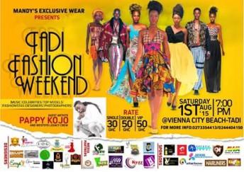 Ghana: Tadi Fashion Week 2015 @ Vienna City Beach | Takoradi | Western | Ghana