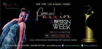 Nigeria: African Fashion & Design Week 2015 @ Aztech Arcum | Port Harcourt | Rivers | Nigeria