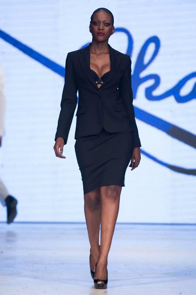Fashion Week Kinshasa  Okasol