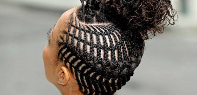 afro natural hair braids cane rolls (2)
