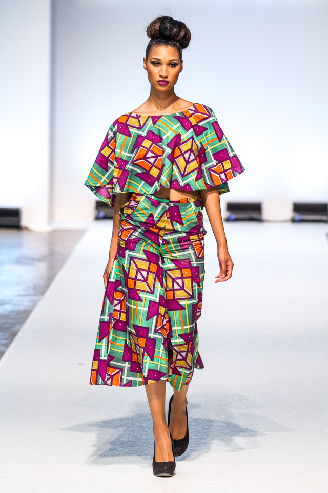 African Fashion Designers In London
