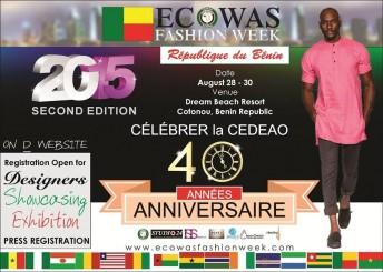 Benin: Ecowas Fashion Week 2015 @ Dream Beach Resort   Cotonou   Littoral   Benin