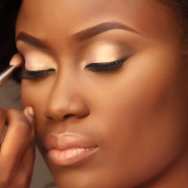 Doing Your Own Wedding Makeup: FashionGHANA.com: 100% African