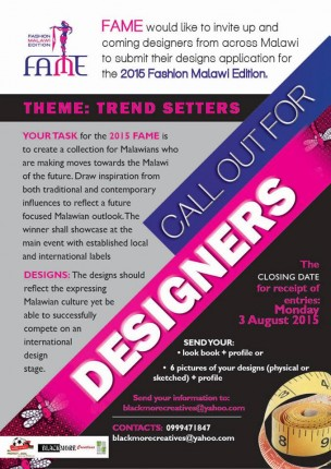 Malawi: Malawi Fashion Week 2015 @ University Of Malawi | Zomba | Southern Region | Malawi