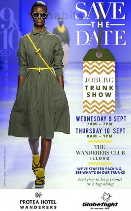 South Africa: Habits Joburg Trunk Show 2015 @ The Wanderers Club | Sandton | Gauteng | South Africa