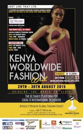 Kenya Worldwide Fashion Week 2015 @ Royal Orchid Azure Hotel   Nairobi   Nairobi   Kenya