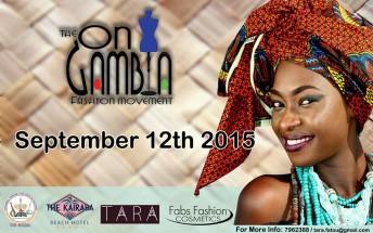 Gambia: On Gambia Fashion Movement @ Kairaba Beach Hotel | Serrekunda | Banjul | The Gambia