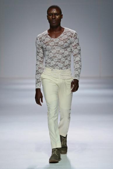 Palse Homme Durban Fashion Fair 2015 South Africa 100 African Fashion