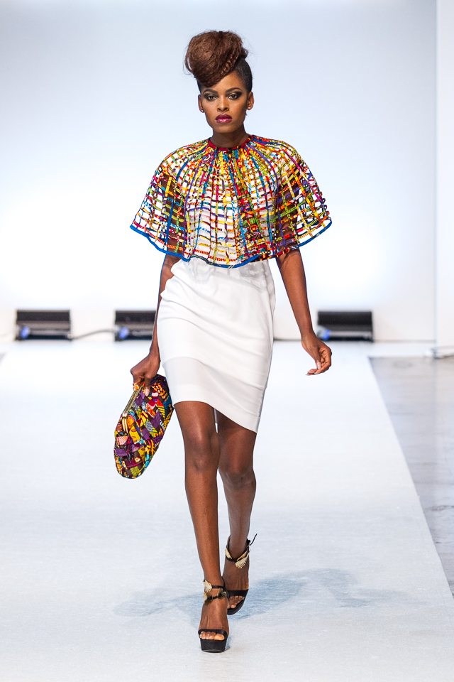 See All Images By Selina Beb From Africa Fashion Week
