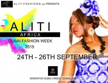 ALITI Africa-Dubai Fashion Week