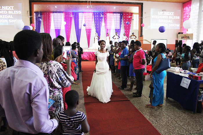 Pictures Of The Bliss Bridal Fashion Show From The Wedding Show