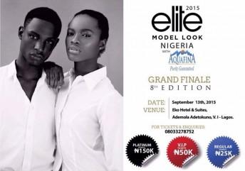 Elite Model Look Nigeria 2015 @ Eko Hotel & Suites | Lagos | Nigeria
