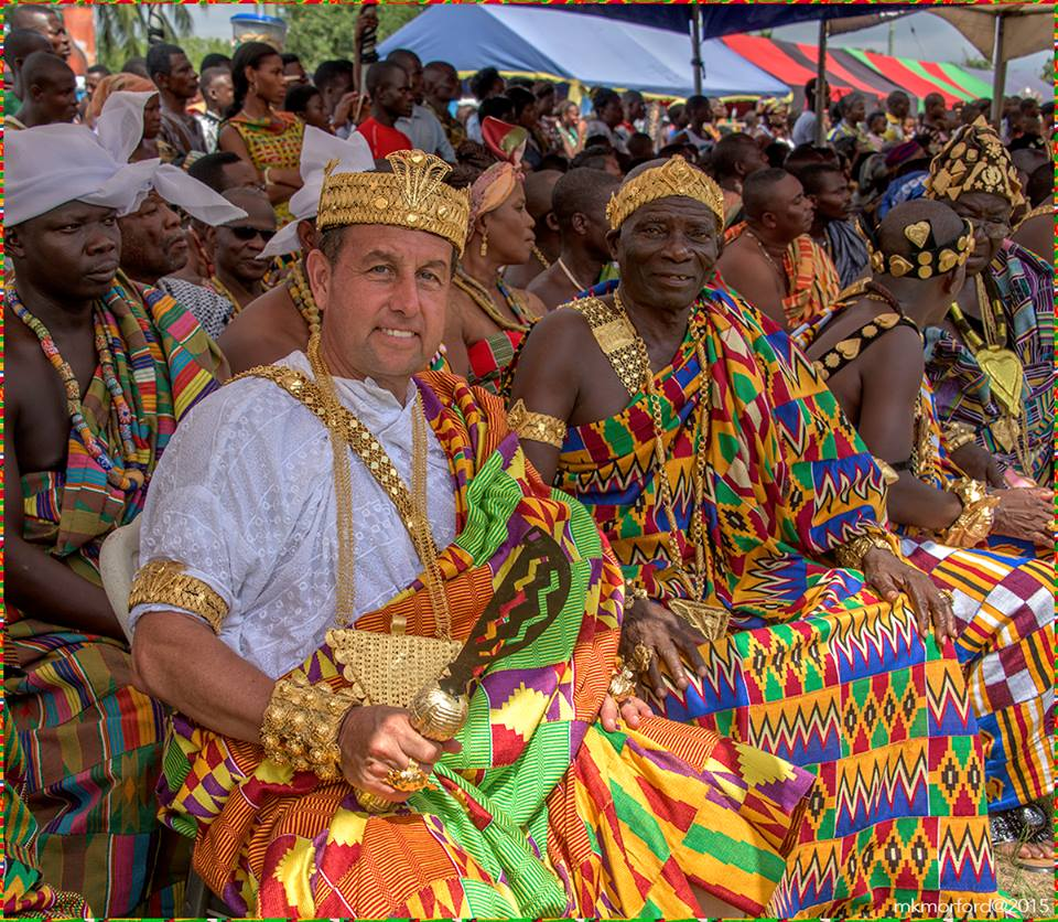 First Day – Kente Festival – Worshipping Day, Women amp; Children's