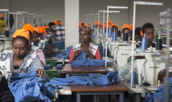garment makers east africa