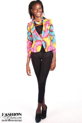 african print blazer2