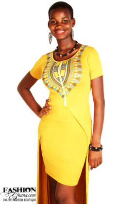 angelina zip dress1