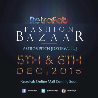 Ghana: Retrofab 2015 Fashion Bazaar