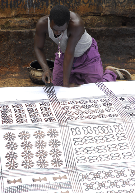 Meanings Of The Ghanaian Adinkra Symbols On The Cloths