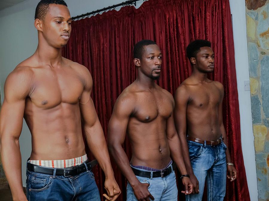 Ghana guys