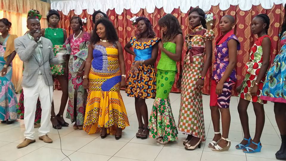 Central African Republic Clothing