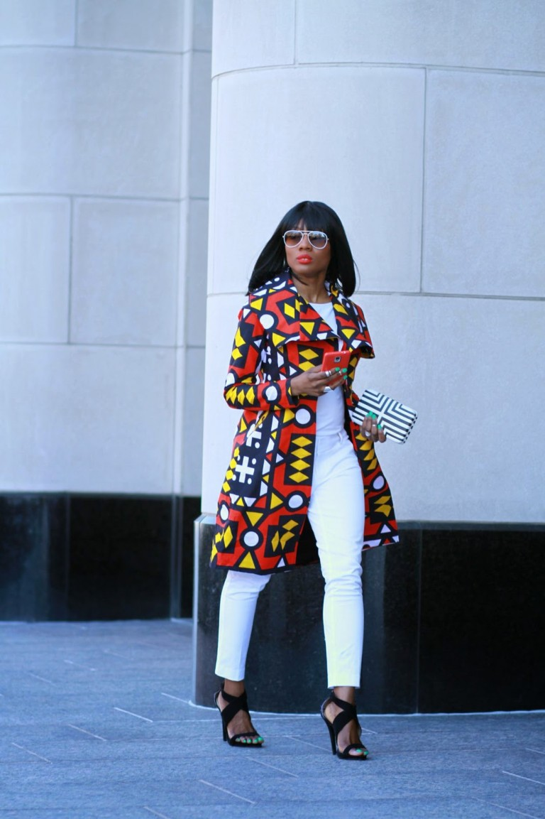 African Print Kimonos Are Setting Trends, Let Us Know Your ...