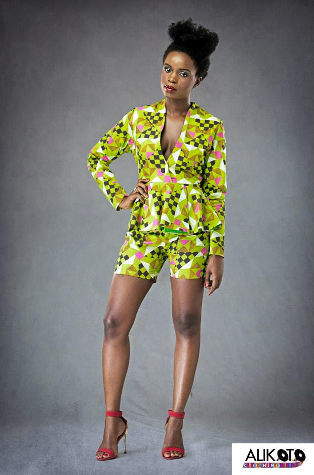 Ghana S Alikoto Clothing Releases The Goddess Collection