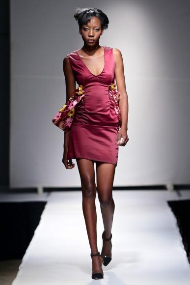 Countess K  Zimbabwe Fashion Week 2013 (14)