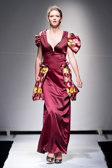 Countess K  Zimbabwe Fashion Week 2013 (16)