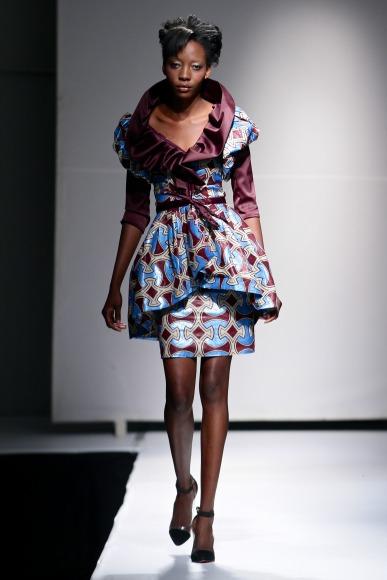Countess K  Zimbabwe Fashion Week 2013 (5)