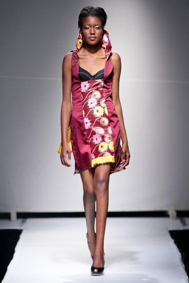 Countess K  Zimbabwe Fashion Week 2013 (7)