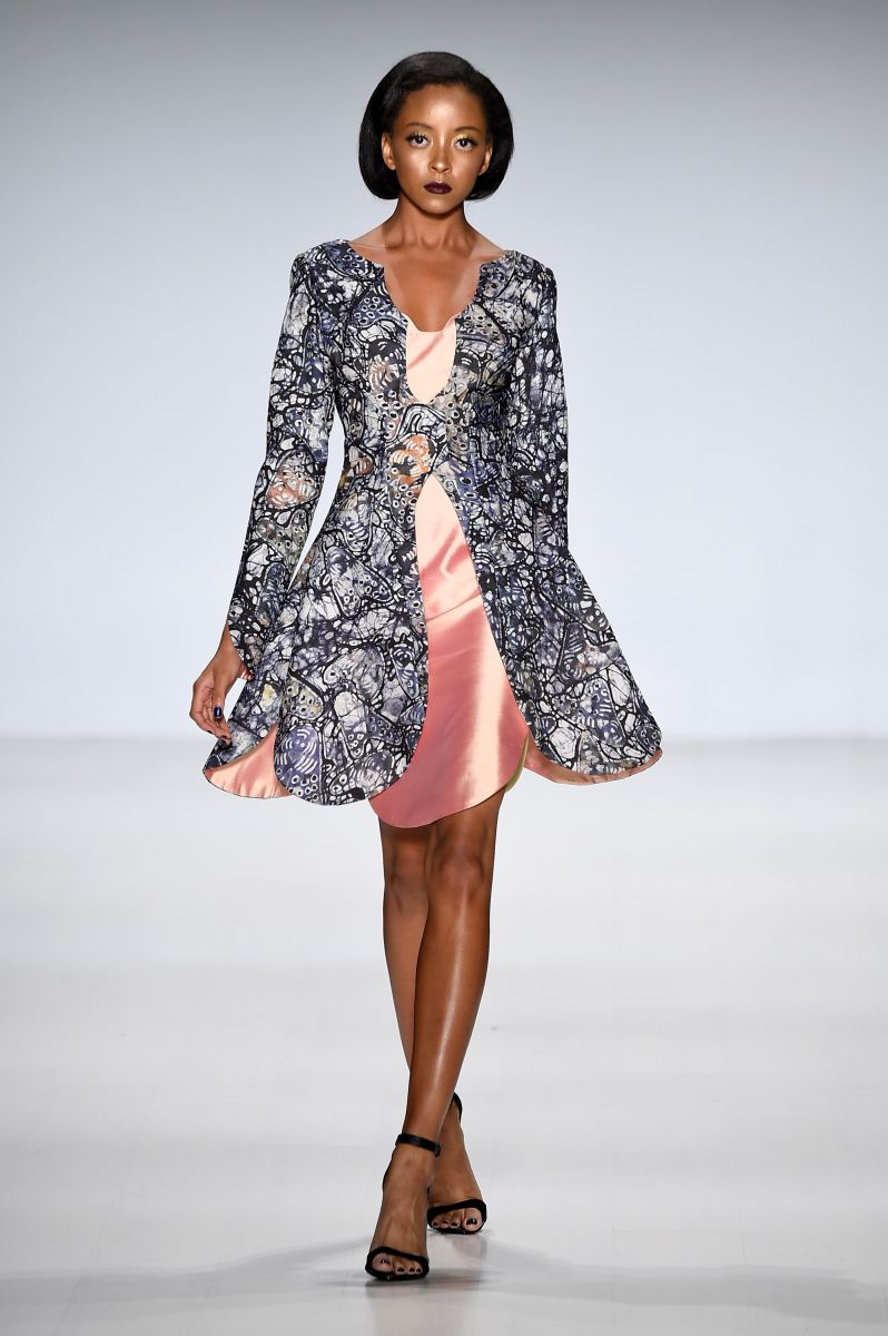 Deola Sagoe unveils Spring Summer 2015 Collection at the ...