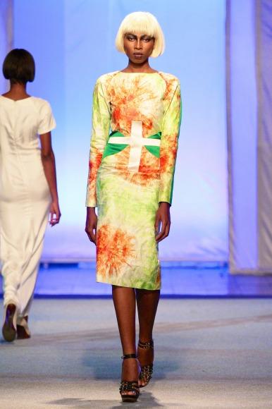 Gloria Mteyu kinshasa fashion week 2013 congo fashionghana (2)
