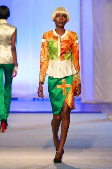 Gloria Mteyu kinshasa fashion week 2013 congo fashionghana (4)