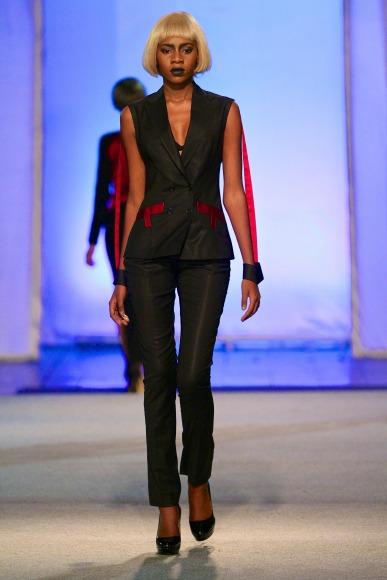 Gloria Mteyu kinshasa fashion week 2013 congo fashionghana (6)