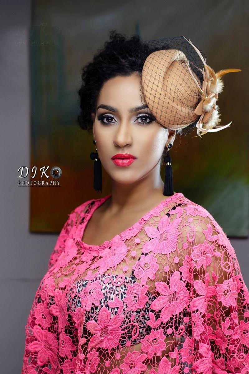 Juliet Ibrahim Covers Season 4 Of The Celebrity Shoot