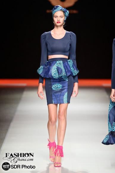 Khosi nkosi mercedes benz fashion week joburg 2015 day for Mercedes benz fashion