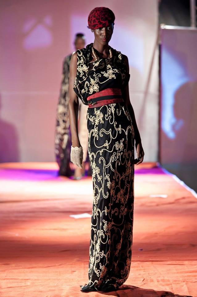 Mame Fagueye Ba Bamako Fashion Week 2015 10
