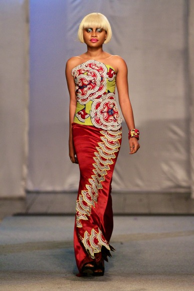 Marcia Creation kinsasha fashion week 2013 congo fahionghana (1)