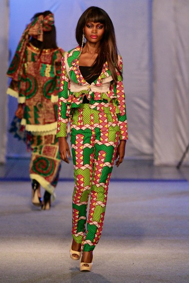Marcia Creation kinsasha fashion week 2013 congo fahionghana (10)