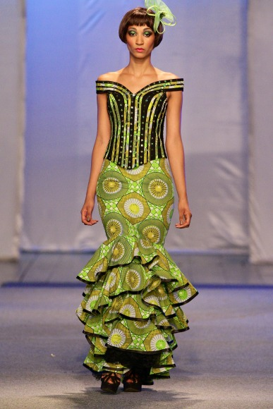 Marcia Creation kinsasha fashion week 2013 congo fahionghana (13)