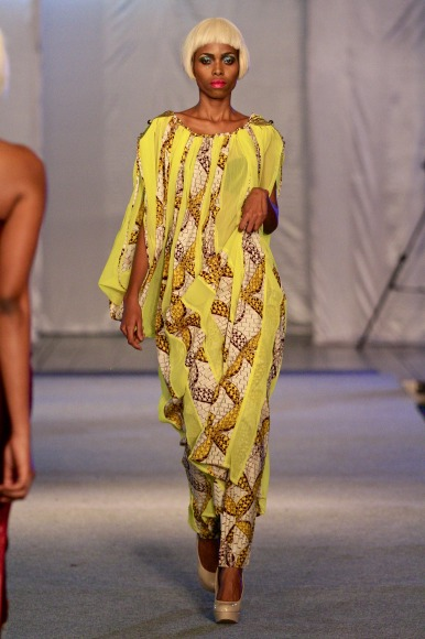 Marcia Creation kinsasha fashion week 2013 congo fahionghana (2)