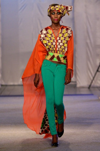 Marcia Creation kinsasha fashion week 2013 congo fahionghana (4)