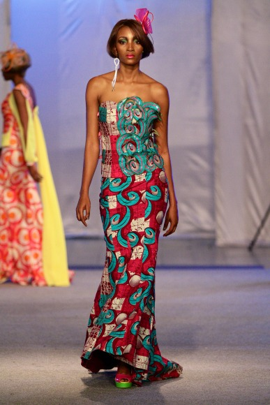 Marcia Creation kinsasha fashion week 2013 congo fahionghana (6)