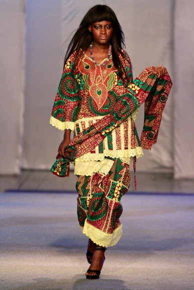 Marcia Creation kinsasha fashion week 2013 congo fahionghana (9)